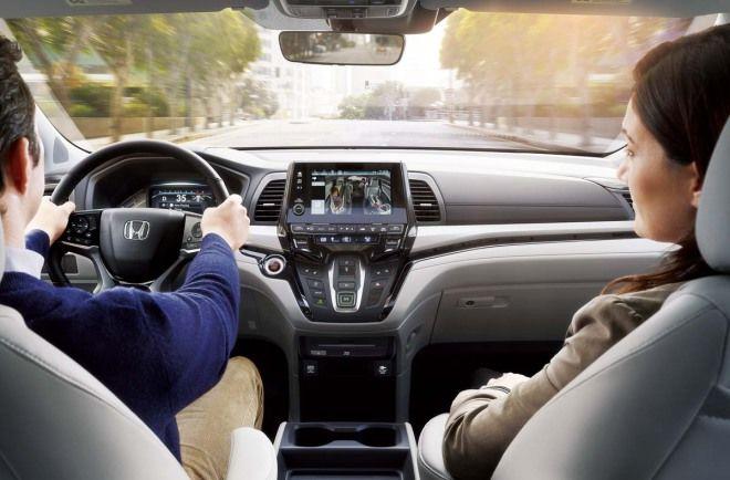 10速自排變速箱導入全新五代美規Honda Odyssey