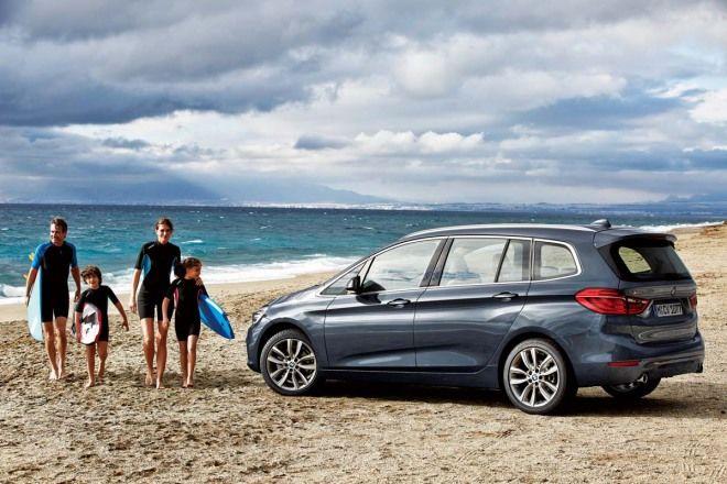 5+2大於7(18-9)豪華品牌中的唯一5+2人座車型BMW 2系列Gran Tourer