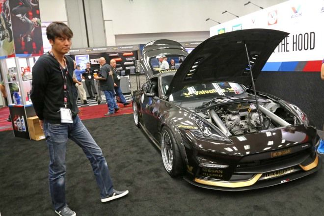 Fast Intentions Twin Turbo 370Z,Stage.3最大出力上看1007hp