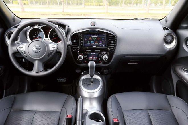 編輯部嚴選百萬內小型CUV(16-10)酷炫搶眼Nissan Juke 1.6豪華