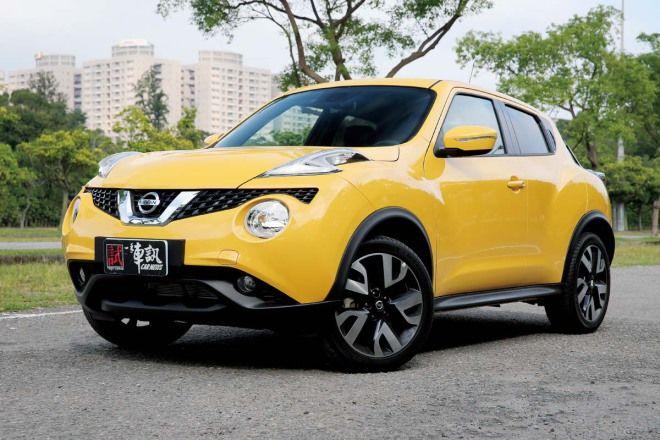 編輯部嚴選百萬內小型CUV(16-5)最怪帥哥Nissan Juke