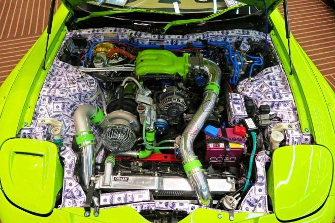 內在美風Mazda FD3S RX7好料全藏在引擎蓋下