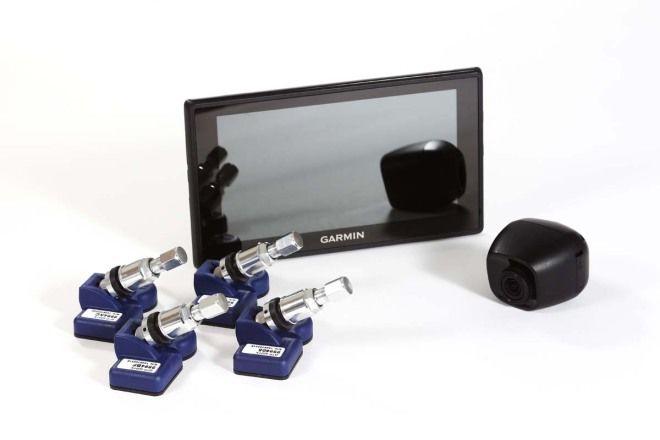 Garmin Nuvi 4695R整合Wifi多媒體電視衛星導航。6.1吋高解析大螢幕
