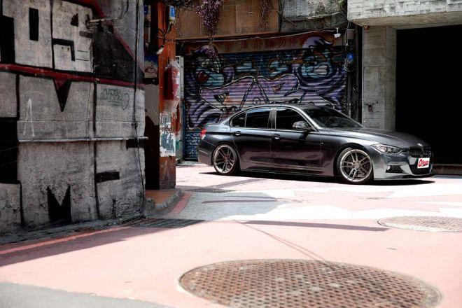 玩車樂趣-0-100km/h瞬間加速, BMW 328i F30 JB4 Stge.2