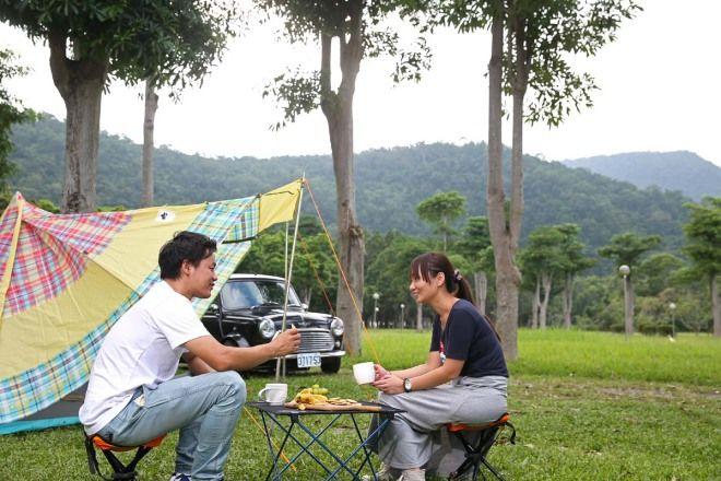 玩車樂趣-接近自然說走就走,小資露營放鬆趣