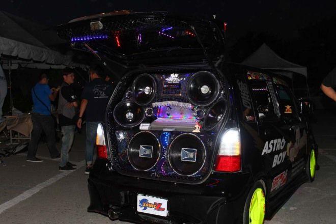 玩車樂趣-音壓派實力車,外場音樂播放機-Solio