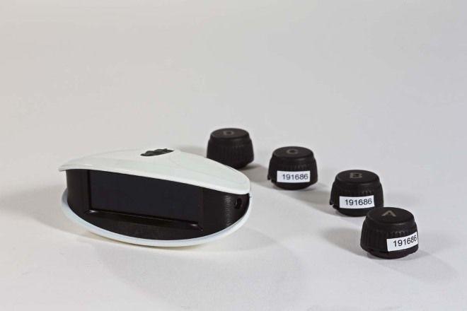 胎外式感應器Cicret X6大容量電池,使用壽命長
