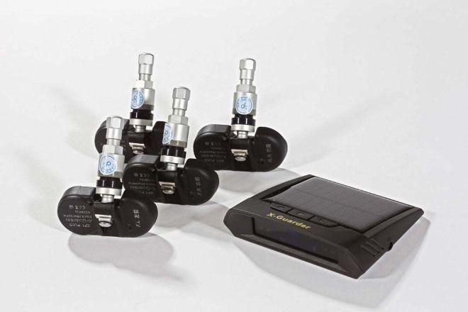 胎溫、胎壓可切換顯示,薄型化主機設計,X戰警XP1