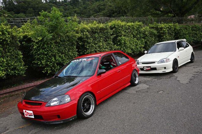 基礎強化-拉桿篇IMPRESSION Honda Civic Tuning車體補強 ROLL CAGE  X BARS