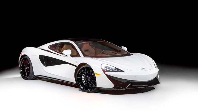 McLaren 570GT by MSO Concept 5段觸控變色功能的全景天窗,不怕烈日照過來