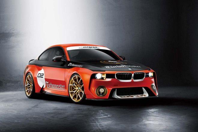 殺氣騰騰 BMW 2002 Hommage Turbomeister不凡身份2002 Turbo征戰賽場的戰績輝煌