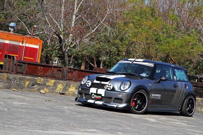 超越大B的把妹神車Mini Cooper S(R53)