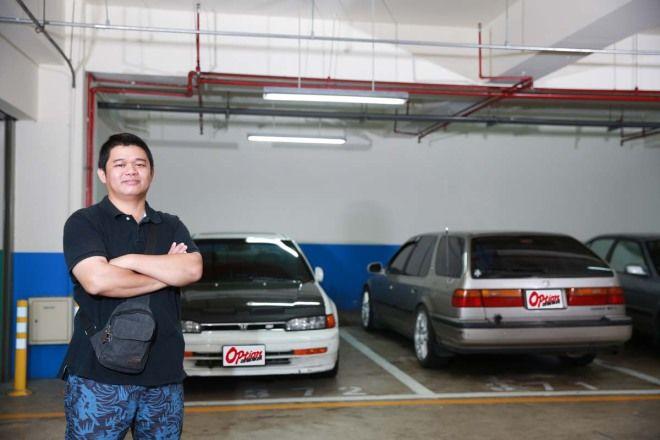 情感的堆疊K5-曾經「大三元」龍龍哥&Accord K5 Coupe