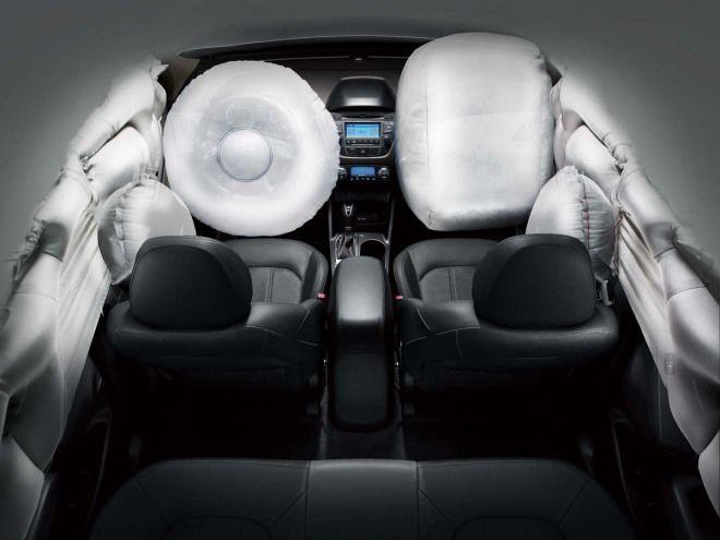 2016國產車安全配備大體檢-6具輔助氣囊以上車款