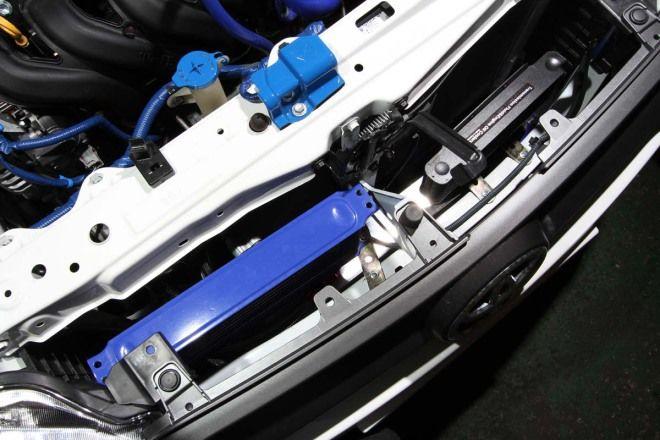 渦輪車的冷卻妙方-加裝冷卻器