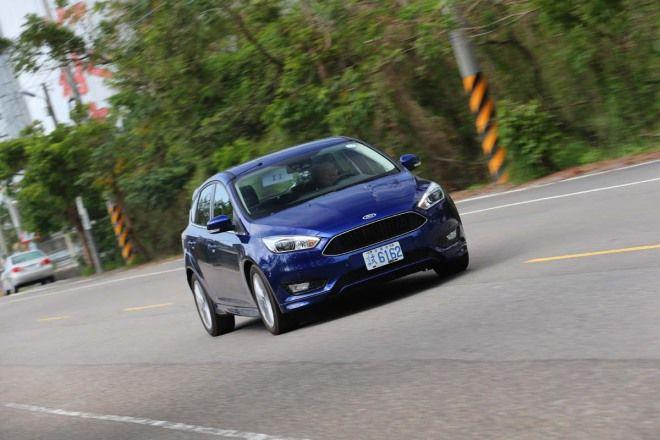 1.5L Ecoboost搭載Ford Focus MK3.5