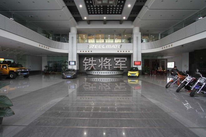 創立25年、東亞最大STEEL MATE鐵將軍總部參訪