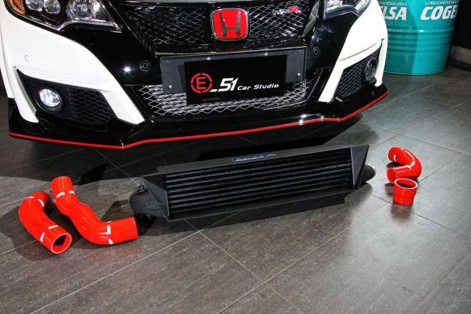 Civic Type-R FK2準備開改Forge Motorsport套件已就緒