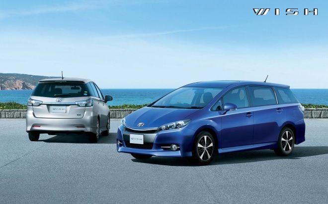 沒希望了~~!! 在Toyota Wish、Mazda 5停產之後…