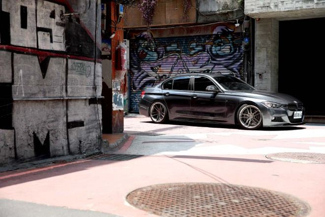 BMW F30 328i強悍的四門房車