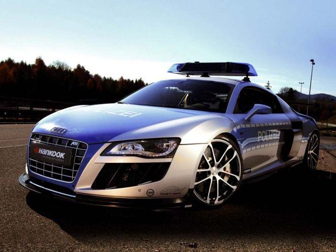 ABT Audi R8 GTR極速325km/h(202mph)