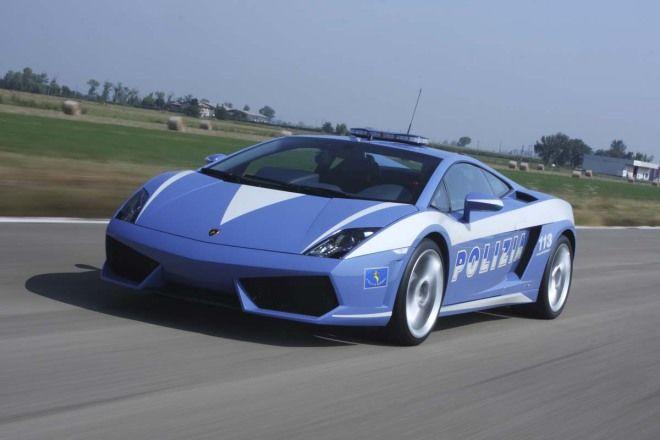 Lamborghini Gallardo LP560-4極速326km/h(203mph)