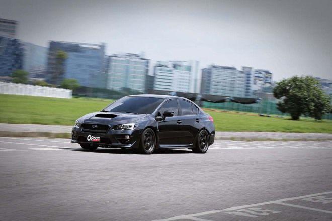 有別於過往全新車款Subaru WRX VAG