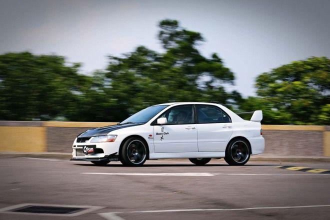 越級打怪就靠它了Mitsubishi Lancer Evolution CT9A