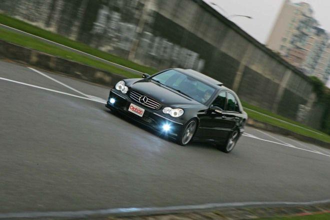 鑄造紅頭最耐操M.Benz C200K