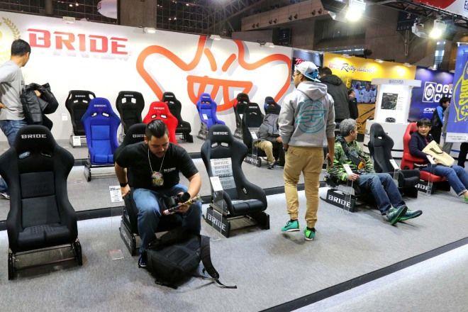 Bride賽車椅-日本在地品牌