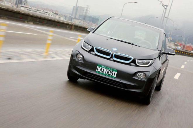 BMW i3展現技術的平台