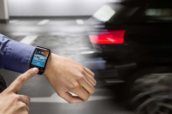 自動停車科技趨勢觀察-手機遙控汽車已非夢想