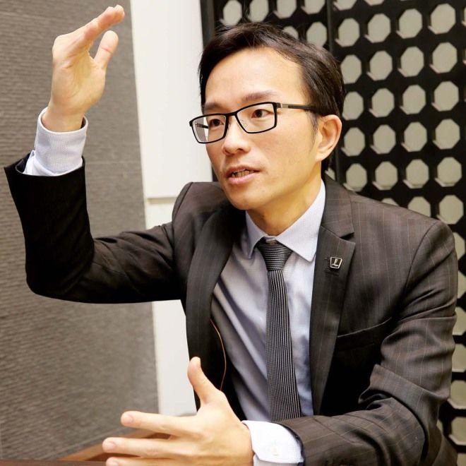 納智捷品牌企劃部科長 張君維專訪