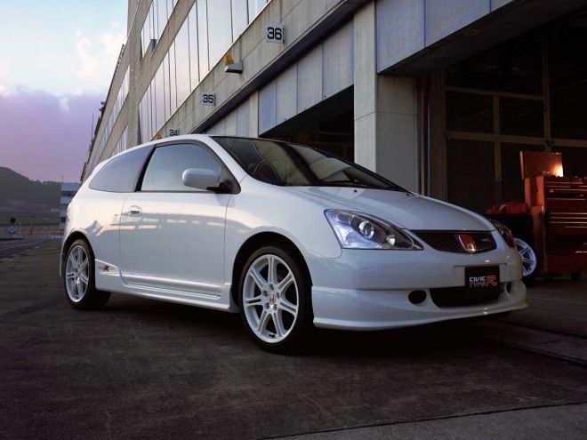 雙A改麥花臣 2代目Type-R EP3型(2001-2005年)