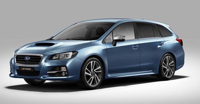 值得擁有經典日系車第9名Subaru Levorg