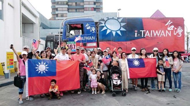完賽是為了下一個挑戰 i-TAIWAN車隊達卡後記