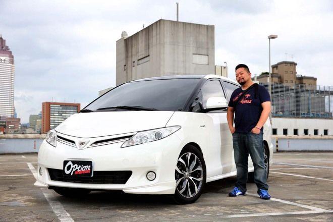Previa俱樂部-全面升級 Toyota Previa 3.5L