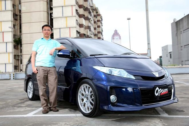 Previa俱樂部-細膩改裝 Toyota Previa 3.5L