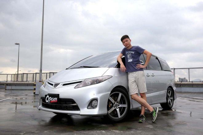 Previa俱樂部-移植日規鈑件 Toyota Previa 2.4L