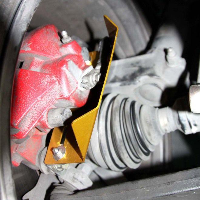 引擎高溫不要來 冷卻愛車10妙招-9加裝煞車冷卻器