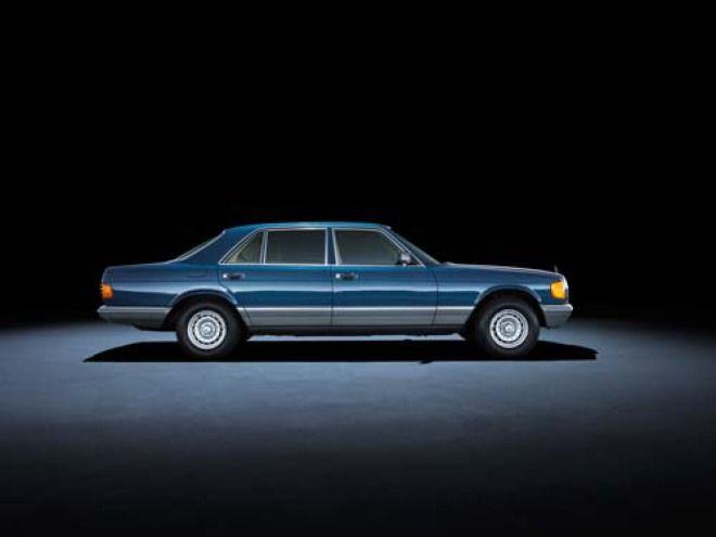 What a Special 它可傳承60年 M.Benz S-Class W126空氣力學