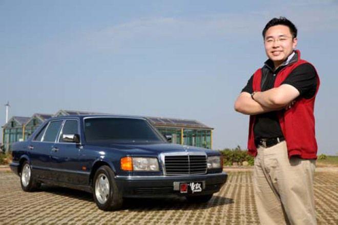 它可傳承60年 M.Benz S-Class經典齊聚首 W126 1979~