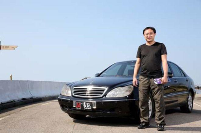 它可傳承60年 M.Benz S-Class經典齊聚首 W220 1998~
