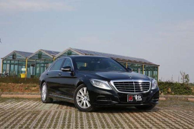 它可傳承60年 M.Benz S-Class經典齊聚首 2013~