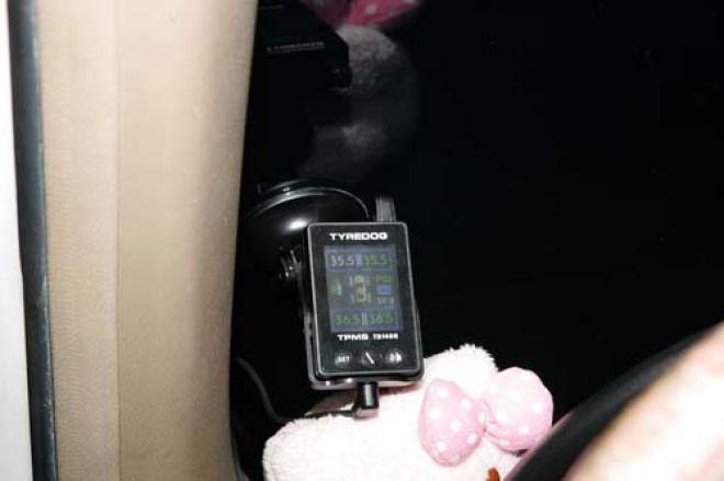 胎壓偵測器選購要點
