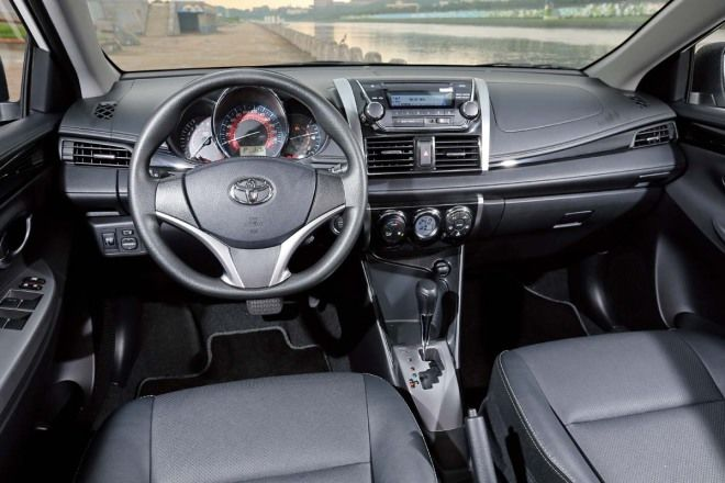 首購族選車秘笈-創意經濟學Toyota Vios 1.5經典