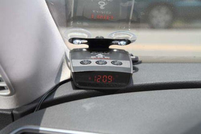 超速照相雷達警示器安裝 DIY