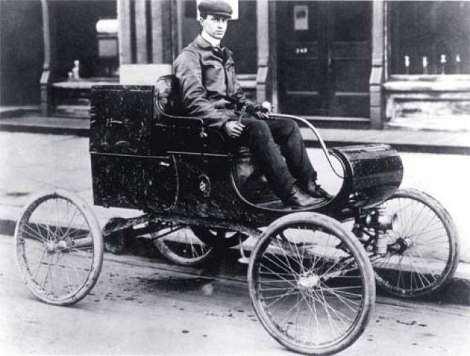 安息吧!老傢伙Oldsmobile 奧茲摩比  1897-2004