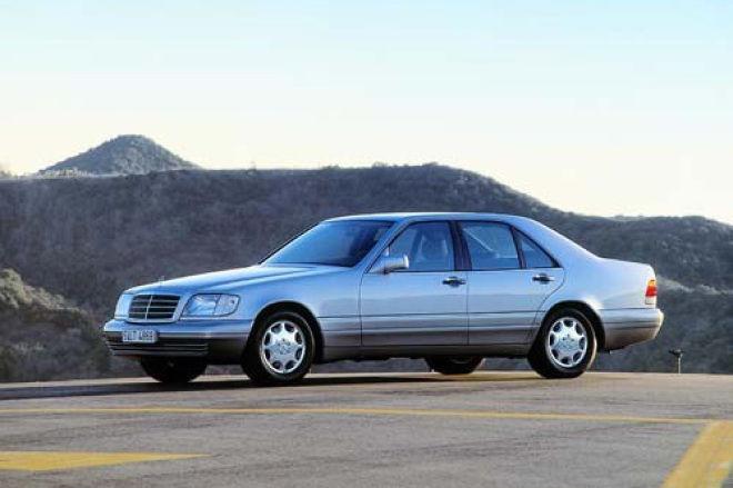 細說經典 M.Benz S-Class 1991~2013年