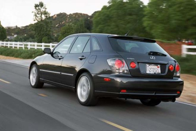 Lexus IS車系沿革